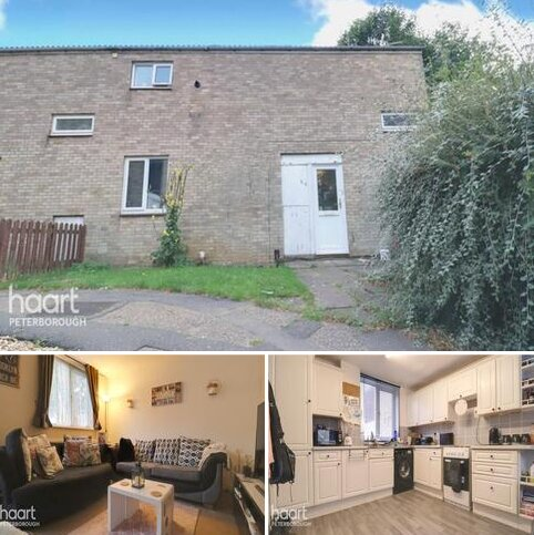 3 bedroom end of terrace house for sale - Drayton, Bretton, Peterborough
