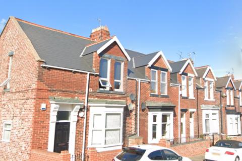 2 bedroom flat to rent - b Cleveland Road, Sunderland