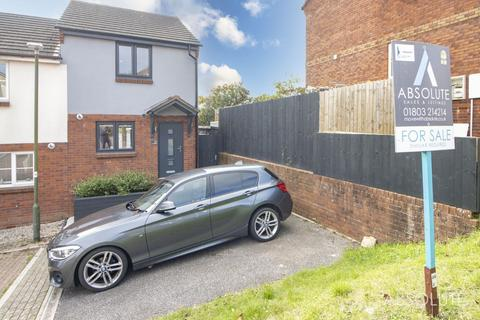 2 bedroom semi-detached house for sale - Cayman Close, Torquay, Devon, TQ2
