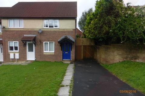 2 bedroom semi-detached house to rent - Clos Celyn, Llansamlet, Swansea, SA7 9WA