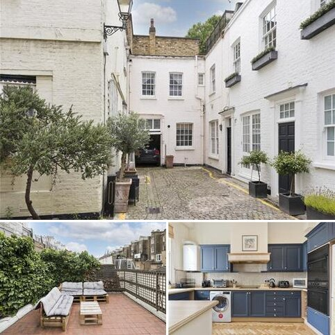 2 bedroom character property for sale - Queen's Gate Mews, London, SW7