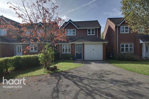 3 bedroom detached house for sale - Trafalgar Close, Monmouth