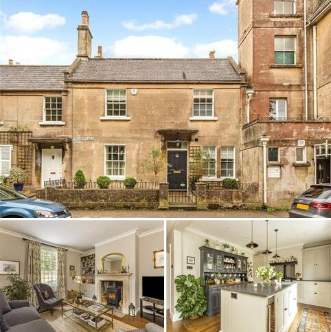 3 bedroom terraced house for sale - North Road, Combe Down, Bath, BA2
