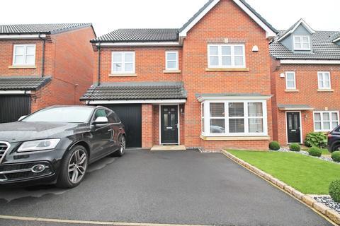 4 bedroom detached house for sale - Kensal Green, Widnes