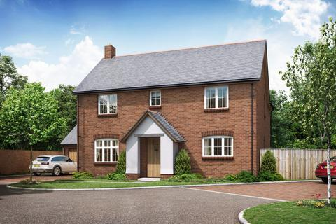 4 bedroom detached house for sale - Plot 33 The Saddlery, Home Farm, Exeter
