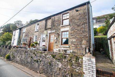 2 bedroom end of terrace house for sale - Vine Cottage, Gwaelod-y-Garth