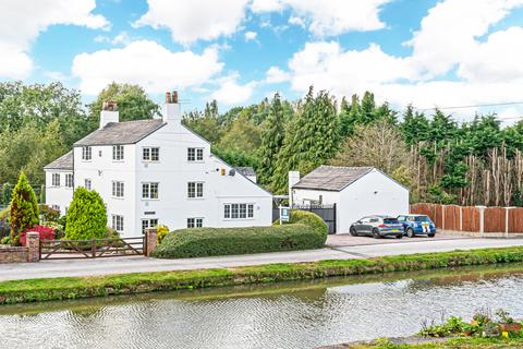 5 bedroom detached house for sale - The Wharf, Preston Brook, Runcorn, Cheshire