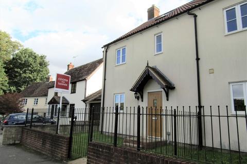 3 bedroom end of terrace house to rent - Park Street, Heytesbury, Warminster