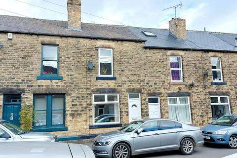 2 bedroom terraced house to rent - Longfield Road, Crookes, Sheffield