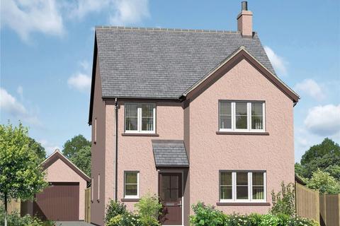 4 bedroom detached house for sale - Plot 8 Barnshill, Cheriton Fitzpaine, EX17