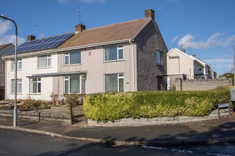 3 bedroom semi-detached house for sale - Dinas Road, Penarth