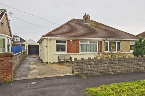 2 bedroom semi-detached bungalow for sale - Masefield Mews Cefn Glas Bridgend CF31 4PS