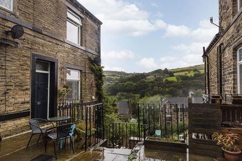 2 bedroom end of terrace house for sale - 11 Back Lane, Ripponden, HX6 4DU
