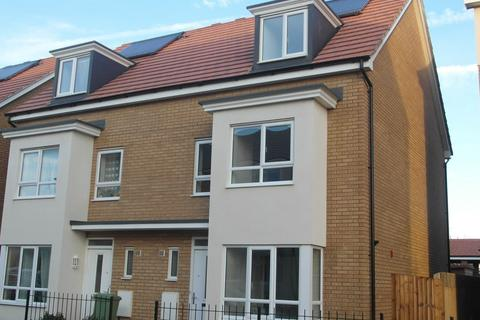 4 bedroom townhouse to rent - Warwick Avenue, Broughton, Milton Keynes, MK10