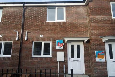 2 bedroom terraced house to rent - Redworth Mews, Ashington, NE63 0QF