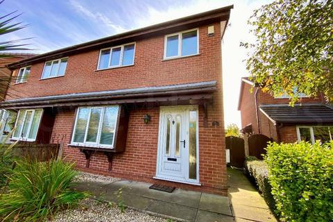 3 bedroom semi-detached house for sale - Moss Lane, Garstang, Lancashire, PR3 1PD