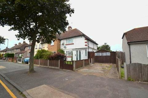 3 bedroom end of terrace house to rent - Oval Road South, Dagenham, Essex, London, RM10 9DS