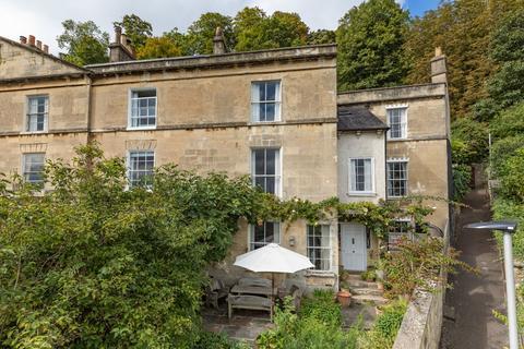 5 bedroom end of terrace house for sale - Camden Terrace, Bath