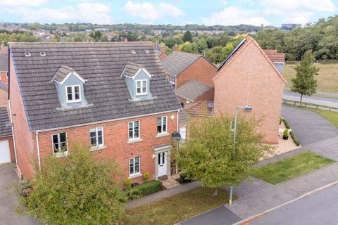 3 bedroom semi-detached house for sale - Wren Close, Oakley Vale, Corby