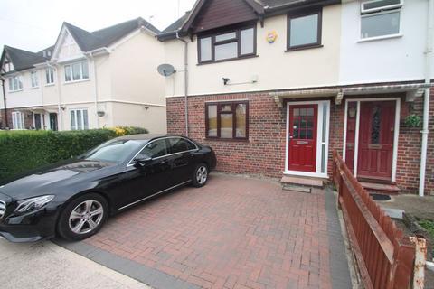 3 bedroom semi-detached house to rent - Wescott Way, Uxbridge, UB8