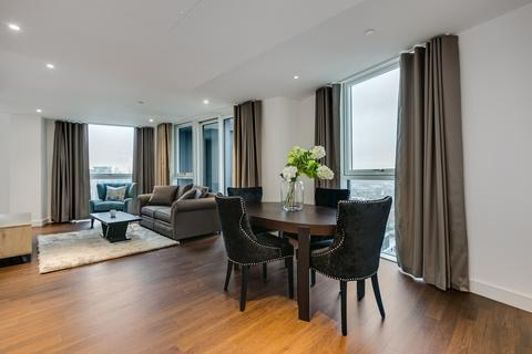 2 bedroom apartment to rent - Haydn Tower, Nine Elms Point, Wandsworth Rd, Vauxhall, SW8