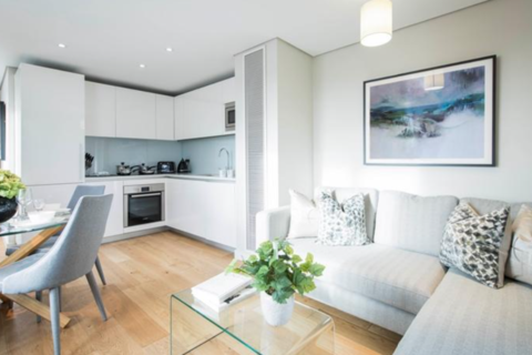 3 bedroom apartment to rent - Merchant Square East, London