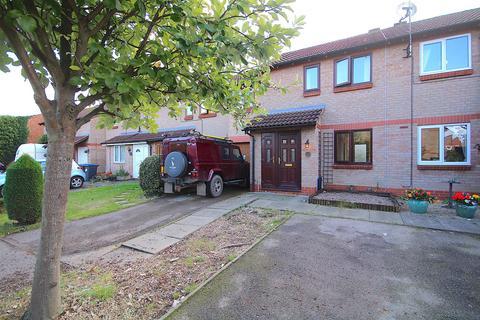 2 bedroom end of terrace house for sale - Keats Close, Earl Shilton