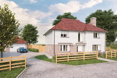 4 bedroom detached house for sale - Chilmington Green, Great Chart, Ashford