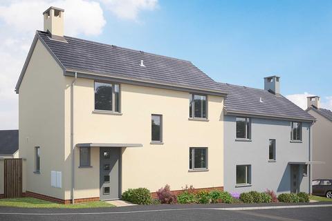 2 bedroom terraced house for sale - Plot 61, The Claydon at White Rock, 27 Castle Park Drive, Paignton TQ4