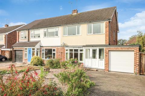 3 bedroom semi-detached house for sale - Foxes Way, Warwick