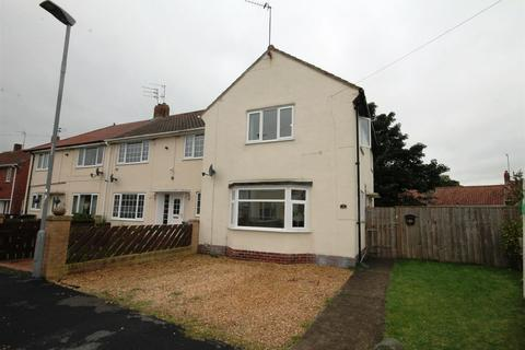 2 bedroom end of terrace house to rent - Coniston Crescent, Crook