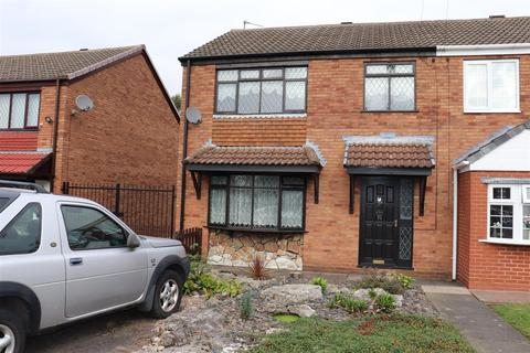3 bedroom semi-detached house for sale - Queens Road, Rushall