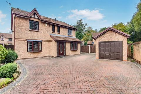 4 bedroom detached house for sale - Nevinson Drive, Sunnyhill, Derby