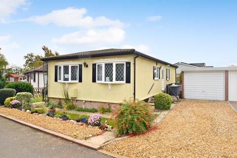 2 bedroom mobile home for sale - New Road, Clifton, Shefford