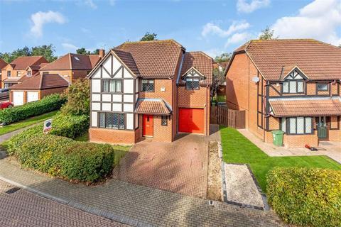 4 bedroom detached house for sale - Paxton Crescent, Shenley Lodge, Milton Keynes, Bucks