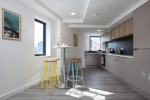 4 bedroom apartment to rent - (£125pppw8) St James' View, City Centre, NE1