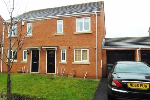 3 bedroom semi-detached house to rent - Ivyway, Pelton, Chester Le Street