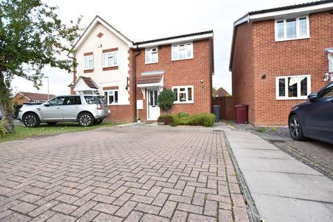3 bedroom semi-detached house for sale - Ayrton Senna Road, Tilehurst, Reading