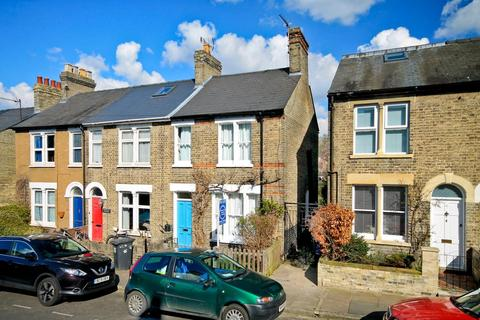 2 bedroom terraced house to rent - Priory Road, Cambridge