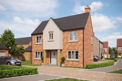 3 bedroom detached house for sale - Station Drive, Wragby, Market Rasen