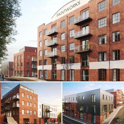 1 bedroom apartment for sale - Apartment 6 The Colthurst, Paintworks Phase IV, Arnos Vale, Bristol, BS4
