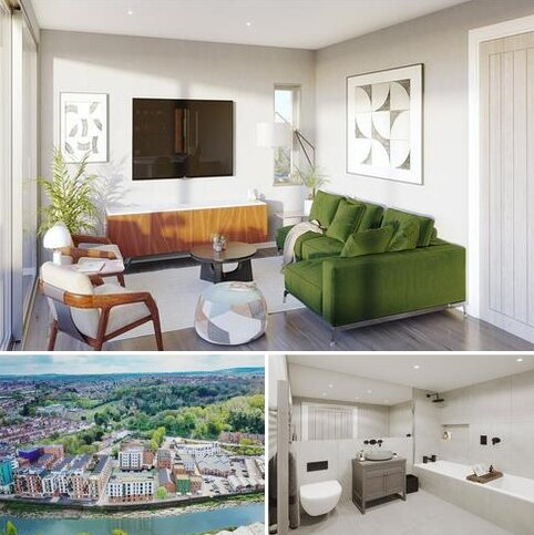 1 bedroom apartment for sale - Apartment 20 The Colthurst, Paintworks Phase IV, Arnos Vale, Bristol, BS4