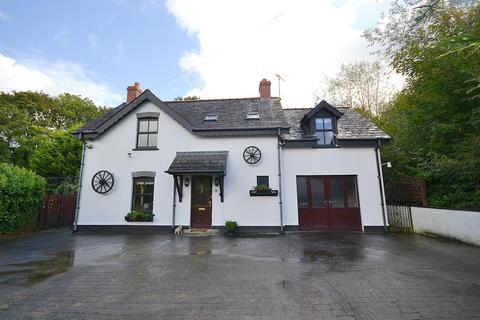 4 bedroom detached house for sale - Cwmplysgog, Cilgerran