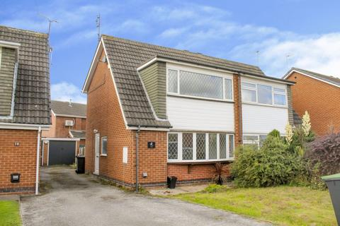 3 bedroom semi-detached house to rent - Elswick Drive, Beeston, Nottingham, NG9 1NQ