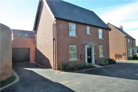 3 bedroom detached house to rent - Kensington Avenue, Burbage, Leicestershire