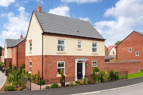 3 bedroom detached house for sale - Hadley at Fleckney Fields Kilby Road, Fleckney LE8