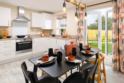 3 bedroom semi-detached house for sale - ELLERTON at Wigston Meadows Newton Lane, Wigston, Leicester LE18
