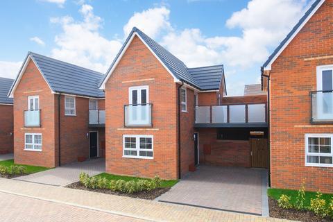 1 bedroom terraced house for sale - Otley at Brooklands Fen Street, Milton Keynes MK10