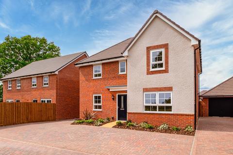 5 bedroom detached house for sale - Lamberton at Fairfields Vespasian Road, Milton Keynes, Fairfields MK11
