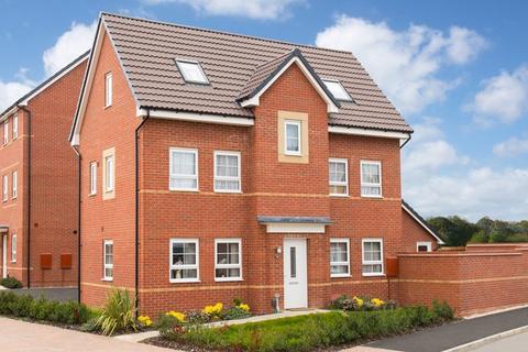 4 bedroom semi-detached house for sale - Hesketh at Fairfields Vespasian Road, Milton Keynes, Fairfields MK11